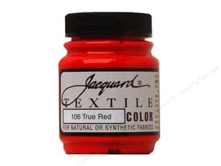Jacquard Textile Color 2.25 oz. True Red