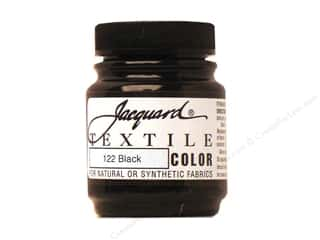 Jacquard Textile Color 2.25 oz Black