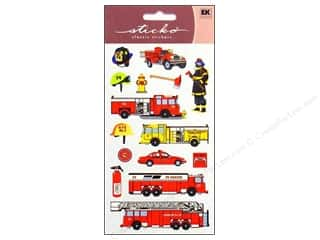 EK Sticko Stickers Fire Department