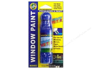 Crafty Dab Window Paint Writer 1.6 oz. Blue
