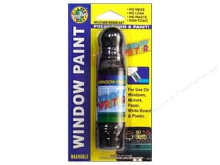 Crafty Dab Window Paint Writer 1.6 oz. Black