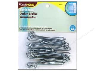 Slip-On Drapery Hooks by Dritz Home  3 in. 14pc.