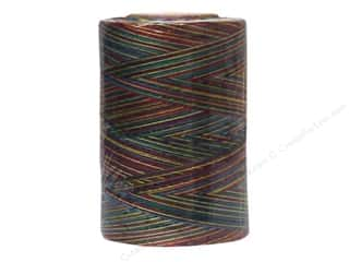 mettler mercerized cotton thread: Coats & Clark Star Variegated Mercerized Cotton Quilting Thread 1200 yd. #887 Jewels