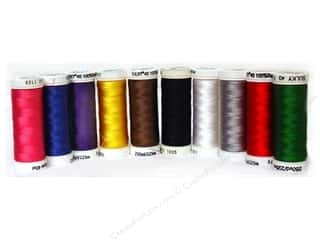 Sulky Rayon Thread 40 wt. Top 10 Sampler