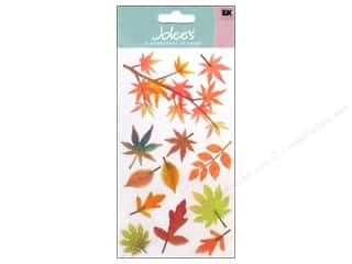 vellum: Jolee's Vellum Stickers Fall Leaves
