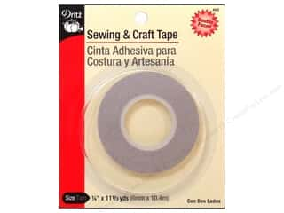 Dritz Sewing & Craft Tape - 1/4 in. x 11 1/3 yd.