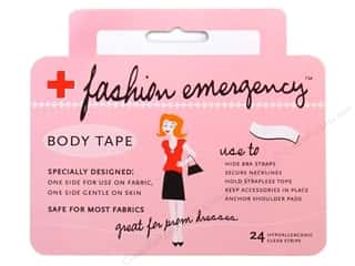Double Sided Tape: Rhode Island Fashion Emergency Body Tape 24 pc