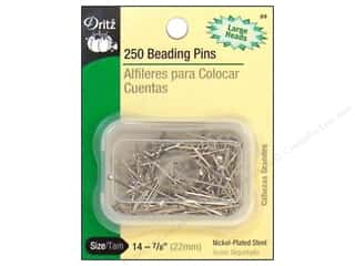 Beading Pins by Dritz Size 14 250pc.