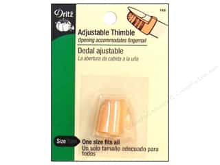 Adjustable Thimble by Dritz