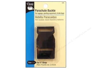 Parachute Buckle by Dritz 1 in. Black