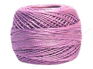 DMC Pearl Cotton Ball Size 8 #554 Light Violet (10 balls)