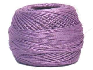 mettler mercerized cotton thread: DMC Pearl Cotton Ball Size 8 #209 Lilac (10 balls)
