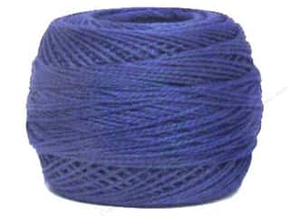 yarn & needlework: DMC Pearl Cotton Ball Size 8 #311 Medium Navy Blue (10 balls)