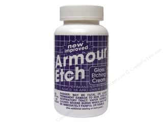 craft & hobbies: Armour Etch Glass Etching Cream 10 oz.