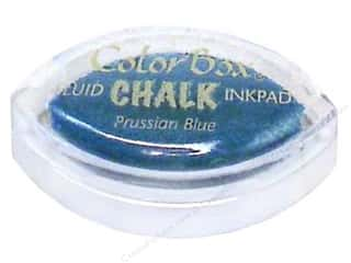 ColorBox Fluid Chalk Ink Pad Cat's Eye Prussian Blue