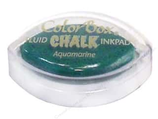 ColorBox Fluid Chalk Ink Pad Cat's Eye Aquamarine