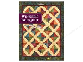 sewing & quilting: Atkinson Designs Winners Bouquet Pattern with Templates