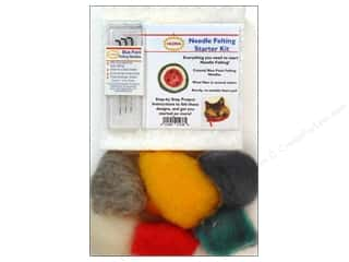 yarn & needlework: Colonial Needle Needle Felting Starter Kit