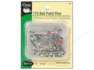 Dritz Ball Point Pins Size 17 175 pc.