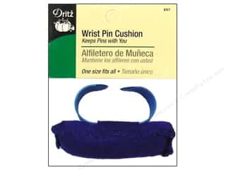 Sewing pins: Pin Cushion Wrist by Dritz
