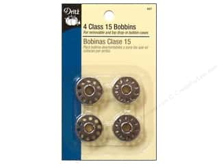Bobbins by Dritz Class 15 Metal 4 pc.