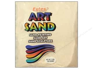 craft & hobbies: Estes Art Sand 2 lb. White