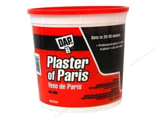 resin: DAP Plaster of Paris Dry Mix 8 lb Tub