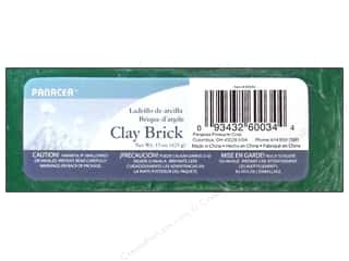 craft & hobbies: Panacea Floral Sticky Clay 15 oz. Green