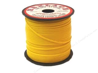 craft & hobbies: Pepperell Rexlace Craft Lace 100 yd. Goldenrod