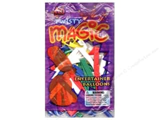 Pioneer Twisty Magic Balloons 20 pc. Assorted