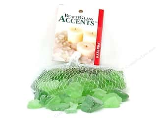floral & garden: Panacea Beach Glass 16 oz. Pale Green