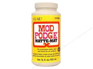 Plaid Mod Podge 16 oz. Matte