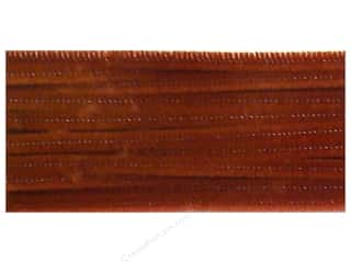 Chenille Stems by Accents Design 6 mm x 12 in. Brown 25 pc.