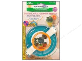Fringe Makers / Tassel Makers / Pom Pom Makers: Clover Pom Pom Maker - Extra Large