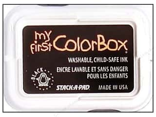My First ColorBox Dye Ink Pad Black