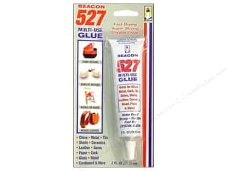 glues, adhesives & tapes: Beacon 527 Multi-Use Glue 2 oz.