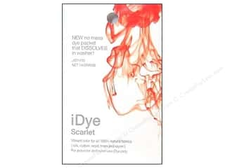 Jacquard iDye for Natural Fabrics Scarlet