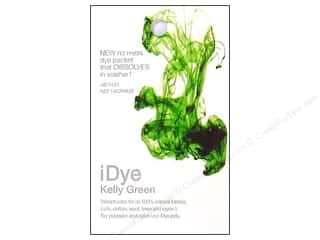 craft & hobbies: Jacquard iDye for Natural Fabrics Kelly Green