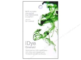 Jacquard iDye for Natural Fabrics Emerald