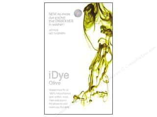 craft & hobbies: Jacquard iDye for Natural Fabrics Olive