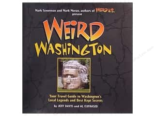 Sterling Weird Washington Book