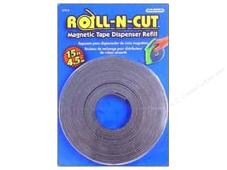 Magnets: The Magnet Source Roll-N-Cut Magnetic Tape Refill Roll