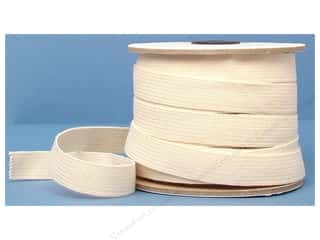 elastic: Conrad Jarvis Cotton Swim Elastic Reel 3/4 in x 30 yd Natural (30 yards)