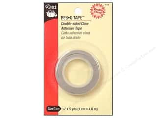 glues, adhesives & tapes: Dritz Res-Q-Tape - 3/8 in. x 5 yd.