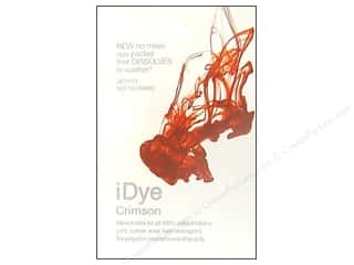 Jacquard iDye for Natural Fabrics Crimson