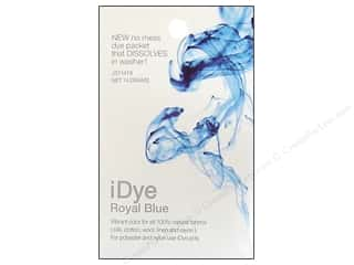 Jacquard iDye for Natural Fabrics Royal Blue
