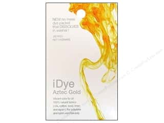 Jacquard iDye for Natural Fabrics Aztec Gold