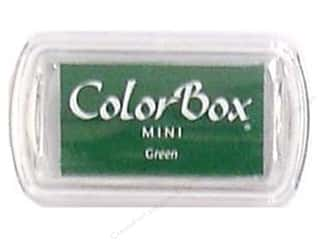 scrapbooking & paper crafts: Colorbox Mini Pigment Inkpad Green