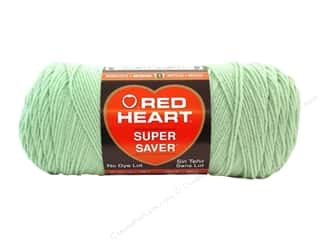 yarn & needlework: Red Heart Super Saver Yarn 364 yd. #0668 Honeydew