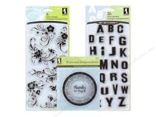 More for Less Sale: Inkadinkado Clear Stamps, SALE $0.49-$12.24.